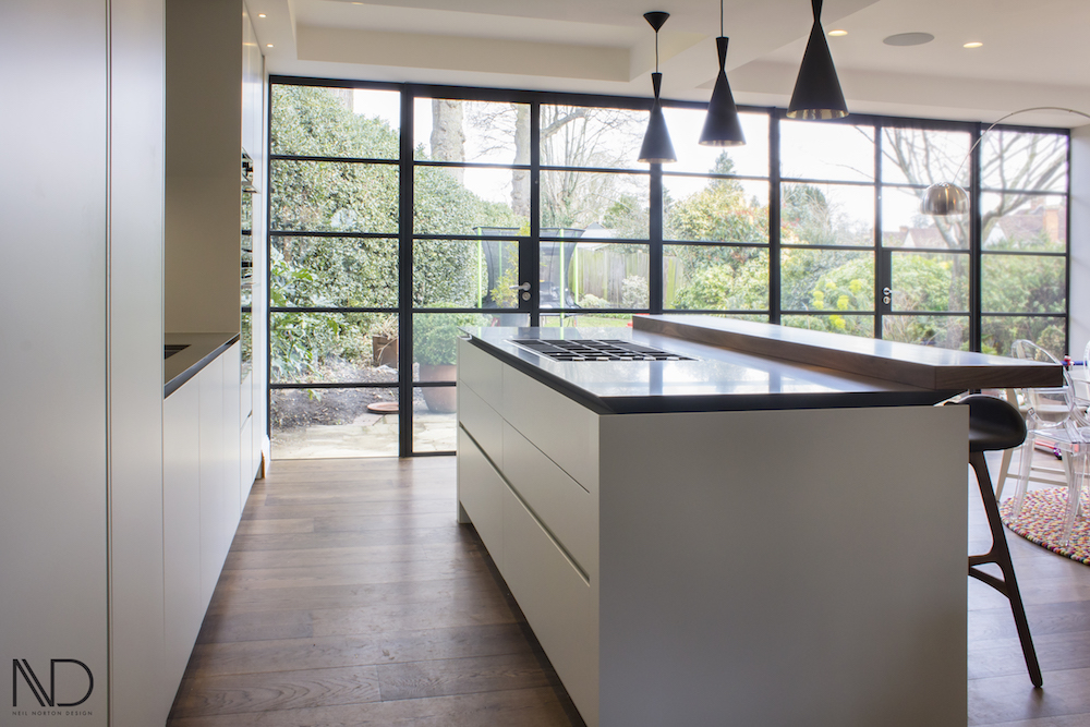 sunningdale contemporary kitchen 2